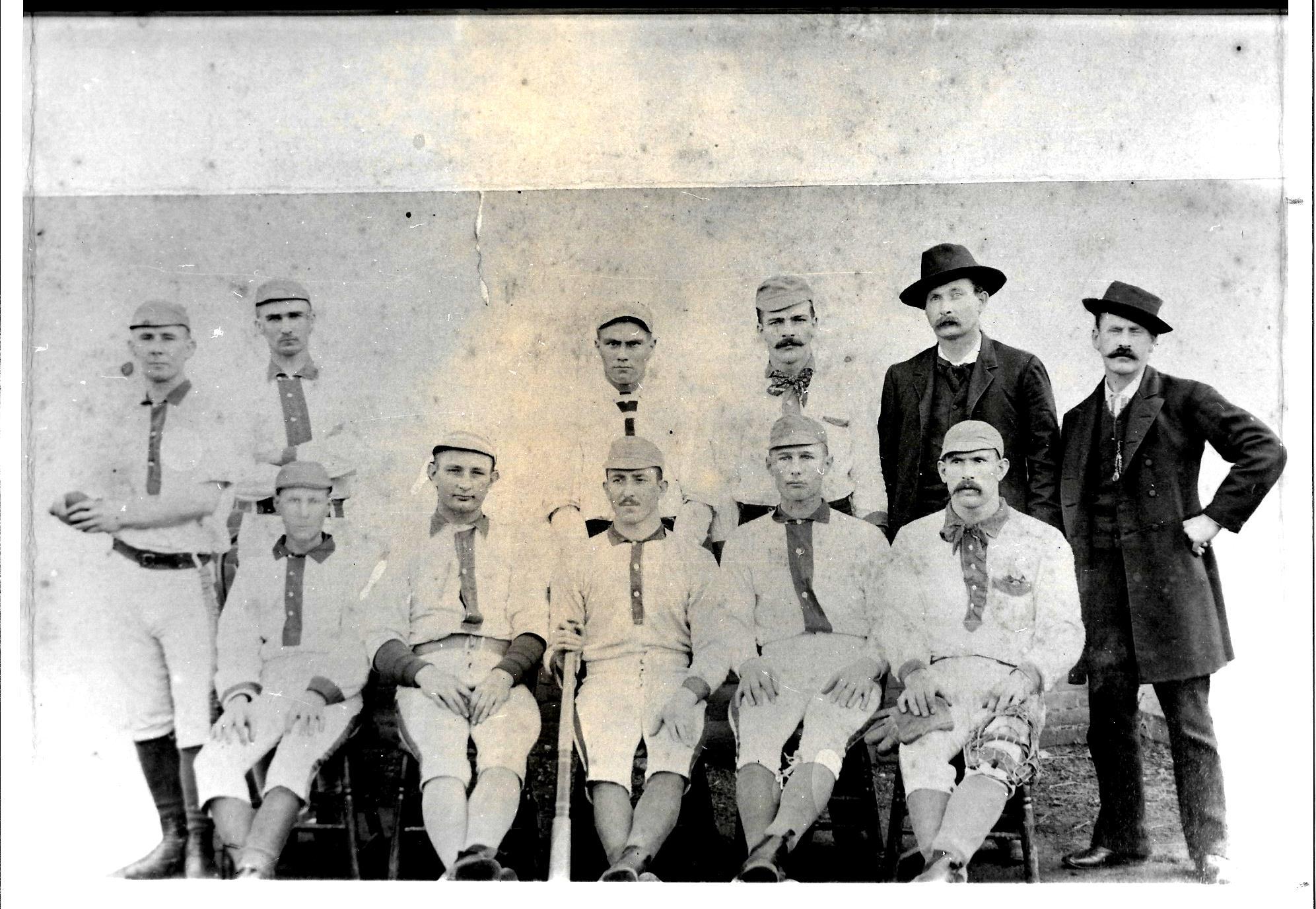 1890 Marissa Ball Team
